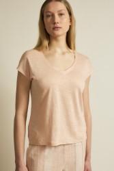 T-Shirt Lanius GOTS Rose