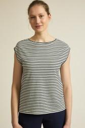 Streifenshirt Lanius Off White / Black