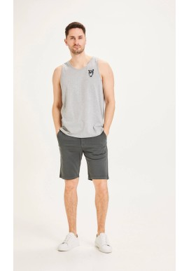 Chino-Shorts Knowledge Cotton Apparel Chuck Phantom