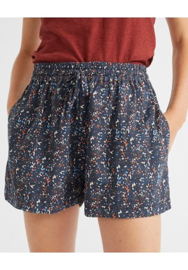 Shorts Thinking Mu Multiflowers Geranio Blue