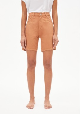 Denim-Shorts Armedangels Freymaa Toasted Hazel