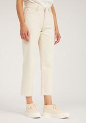 Damen-Jeans Armedangels Fjellaa Cropped Undyed