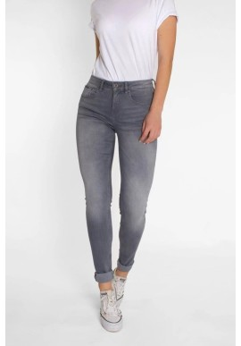 Damen-Jeans Kuyichi Carey Skinny Slate Grey Light Grey