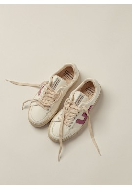 Flamingos Life Classic 70's Kicks White Fucsia Grey
