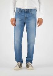 Herren-Jeans Mud Jeans Extra Easy Fan Stone