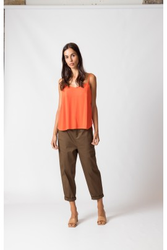 Top SKFK Olatz Shirt Orange