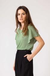 T-Shirt SKFK Leza Pale Green