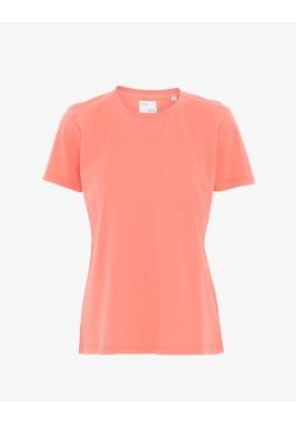 Damen-T-Shirt Colorful Standard Bright Coral