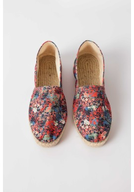 Espadrilles SKFK Udan Liberty Red