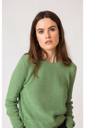 Pullover SKFK Iradi Sweater Pale Green