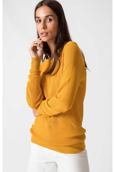 Pullover SKFK Iradi Sweater Mineral Yellow