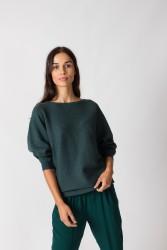 Strickpullover SKFK Naike Sweater Dark Green