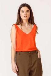 T-Shirt SKFK Hogeitahamar Orange