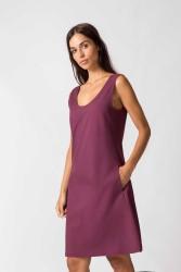 Kleid SKFK Bioleta Dress Purple