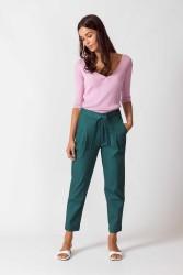 Hose SKFK Lekuine Trousers Dark Green