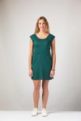 Damenkleid ZRCL Basic green