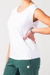 Damen Two Shirt ZRCL Basic white