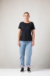 Damen Raglan T-Shirt ZRCL Basic black