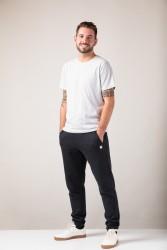 Herren-T-Shirt ZRCL Basic silver shine