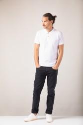 Polo-Shirt ZRCL Basic White