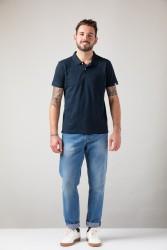 Polo-Shirt ZRCL Basic Blue