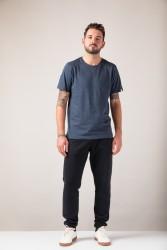 Herren-T-Shirt ZRCL Basic blue stone