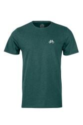 Herren-T-Shirt ZRCL Velo Green Stone