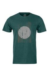 Herren-T-Shirt ZRCL Forest Green Stone