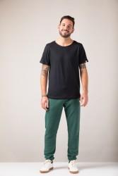 Herren-T-Shirt ZRCL Loose T-Shirt Basic black