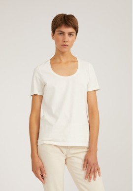 T-Shirt Armedangels Jaalina Recycled Undyed