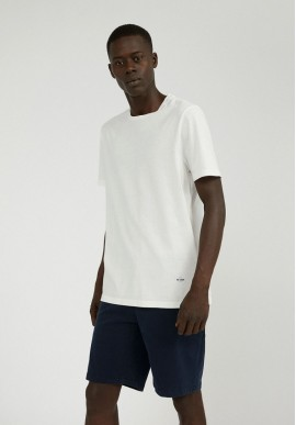 T-Shirt Armedangels Jaames Recycled Undyed