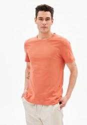 T-Shirt Armedangels Aantonio Linen Sorbet