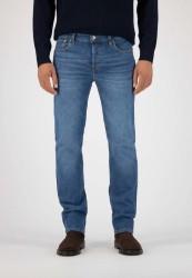Herren-Jeans Mud Jeans Regular Bryce Authentic Indigo - RCY