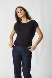 T-Shirt SKFK Itsaso Black