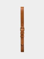Gürtel Nudie Jeans Dwayne Leather Belt Toffee Brown