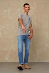 Jeans Kings Of Indigo John Bio Stretch Fresh Blue