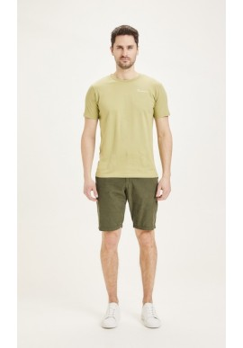 Cord-Shorts Knowledge Cotton Apparel Chuck Baby Cord Shorts Forrest Night