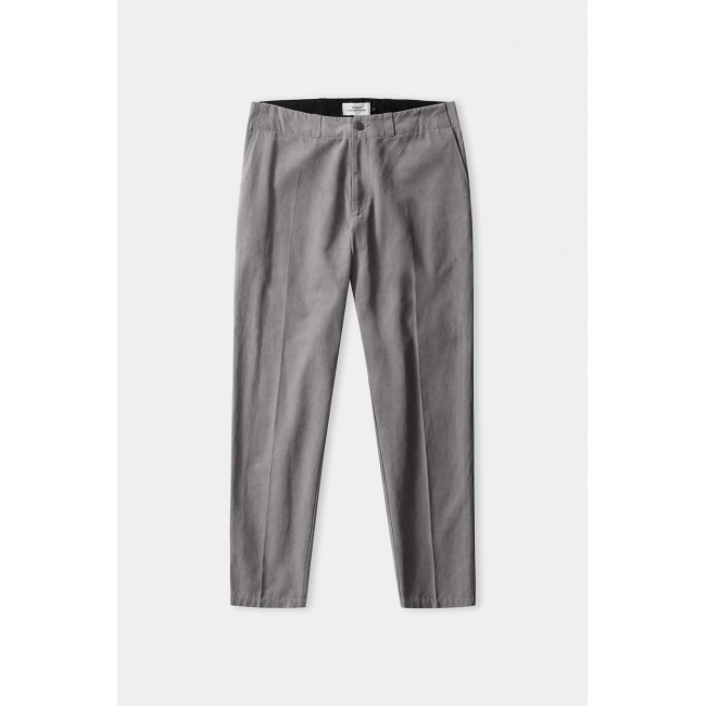 Image of Hose About Companions Jostha Trousers Stone Grey