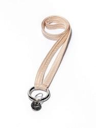 Schlüsselband Yoomee Keychain Zahra Coconut Dream Gold