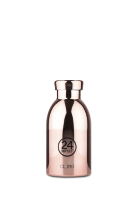 Thermosflasche 24Bottles Clima 330ml Rose Gold
