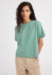 T-Shirt Armedangels Kajaa Matcha Latte