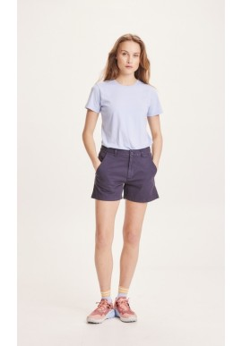 Chino-Shorts Knowledge Cotton Apparel Willow Total Eclipse
