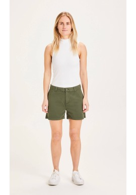 Chino-Shorts Knowledge Cotton Apparel Willow Forrest Night