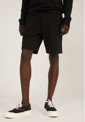 Sweatshorts Armedangels Maarcel Comfort Black