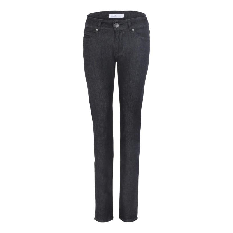 Damen-Jeans Goodsociety Slim Black Light One Wash