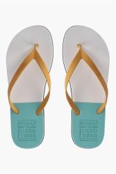 Flip Flops Ecoalf Bicalf Off White