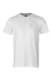 Herren-T-Shirt ZRCL Fast Fashion White