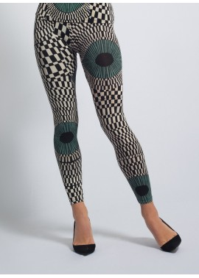 Leggings Komana Vasarely Eye