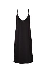 Trägerkleid Komodo Sunny Side Dress Black