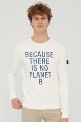Sweatshirt Ecoalf San Diego Because Off White